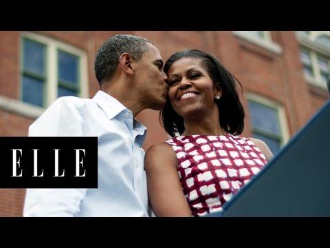 27 Times Barack & Michelle Obama Were #RelationshipGoals | ELLE