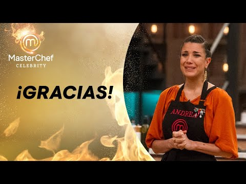 La despedida de Andrea Rincón que emocionó a Damián Betular – MasterChef Argentina 2021