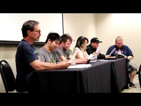TFexpo 2019 - Live script reading w Dan Gilvezan and John Bailey