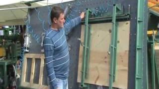 видео Ваймы и пресса для окон и щитов
