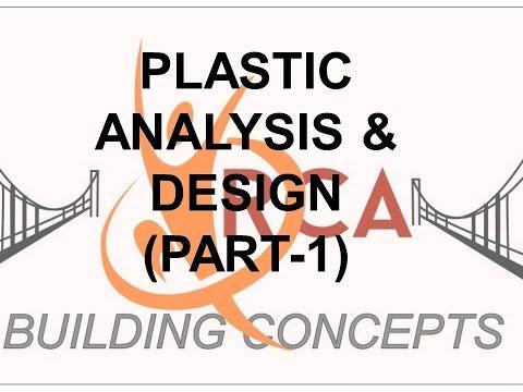 Plastic Analysis & Design Part-1