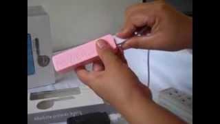 How to use powerbank2600mah charger PowerBank thumbnail