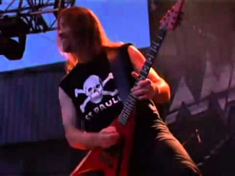 Annihilator - King Of The Kill (Live Masters Of Rock 2008)
