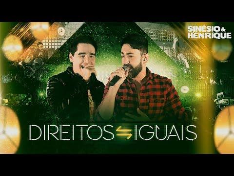Sinésio & Henrique - Direitos Iguais - DVD Porta Mala de Carro [Vídeo Oficial]