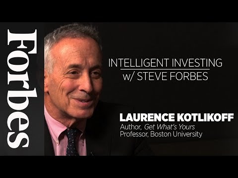 Social Security Benefits Demystified With Economist Laurence Kotlikoff