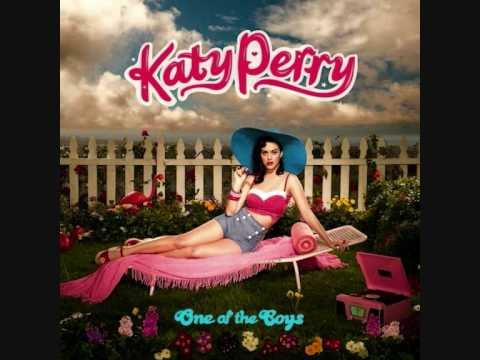 Katy Perry  One Of The Boys With Lyrics