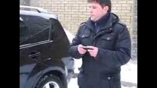 Установка автосигнализации Starline A94GSM вместе с Fortin EVO-ALL на Mitsubishi Outlander XL(, 2014-01-24T10:52:12.000Z)