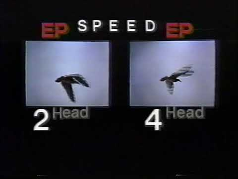 VCR Video Heads Explained - Zenith Dealer Demo