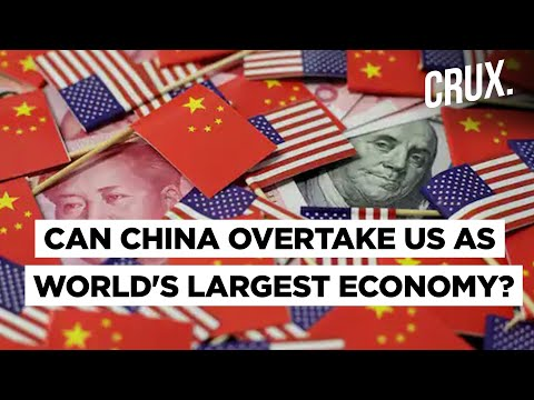China to Overtake the US as World's Biggest Economy by 2028, Says CEBR Report