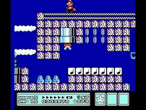 ElBlocko's SMB3 Hack World 5