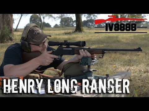 Henry Long Ranger .223 Remington