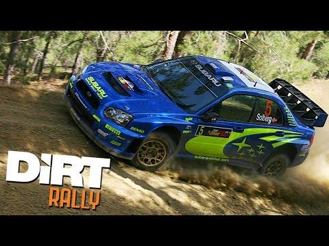 #7 Zagrajmy w DiRT Rally - Rajd Finlandii - Najlepszy Update !! - 60 FPS