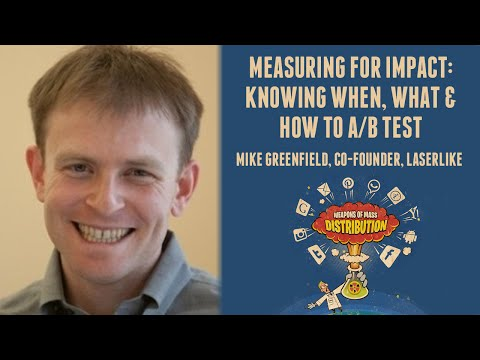 [500DISTRO] Measuring for Impact: Knowing When, What & How to A/B Test