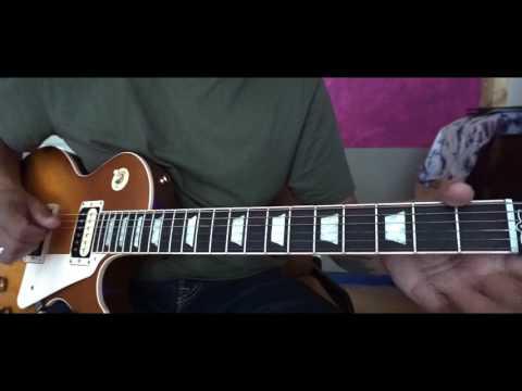 Nabin K Bhattarai - Sayad timi nai hau Guitar lesson (NGT)