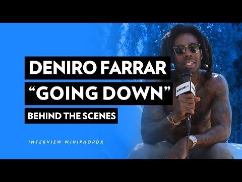 "Behind The Scenes Of Deniro Farrar ""Going Down"" Video"