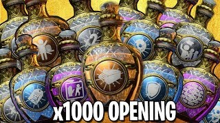1000 ELIXER OPENING - ALL NEW ELIXERS & TALISMEN GAMEPLAY (Black Ops 4 Zombies Nebulium Plasma)