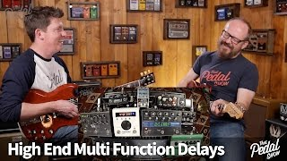 That Pedal Show – Serious Delays: DL4, TimeFactor, TimeLine, H9, Tonal Recall & Echolution