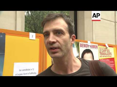 French expats cast their vote in Vietnam capital