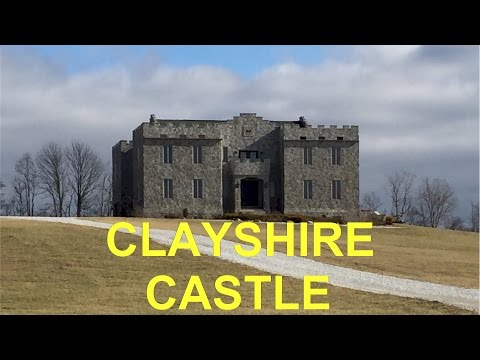Clayshire Castle - Medieval Bed & Breakfast   Medieval Faire In Bowling Green Indiana