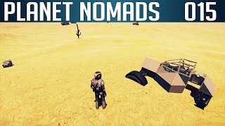 PLANET NOMADS #015 | Verschollene Wracks | Data Logs & Xaenit | Let's Play Gameplay Deutsch thumbnail