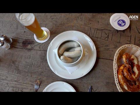 German Food in Munich - Weißwurst