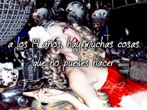 Never Grow Up - Taylor Swift - En Español