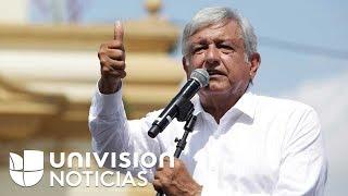 El 40% de los mexicanos registrados para votar en EEUU favorecen a López Obrador, según encuesta
