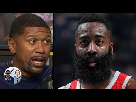 James Harden's hero ball wont work for the Rockets in the playoffs - Jalen Rose | Jalen & Jacoby