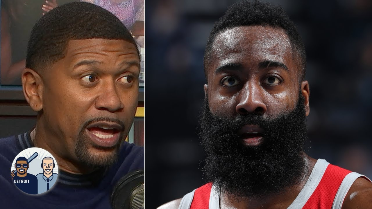 James Harden's 'hero ball' won't work for the Rockets in the playoffs - Jalen Rose   Jalen & Jacoby