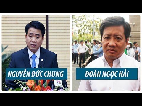 Sau ông Đoàn Ngọc Hải, ông Nguyễn Đức Chung đã ra tay giải cứu vỉa hè