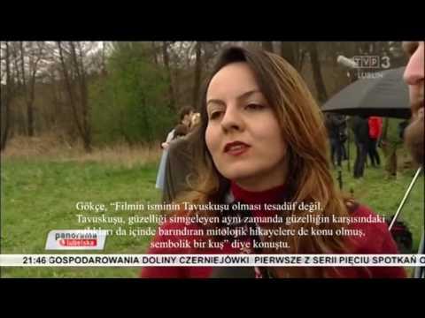 "Independent Turkish Filmmaker Gökçe Açıkgöz's film ""PEACOCK"" is on Polish Media"