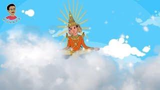 ក្តីប្រាថ្នារបស់កូនឫស្សី - 8 Story Khmer Cartoon