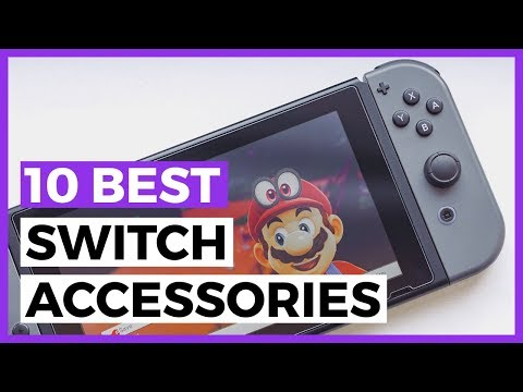 Best Nintendo Switch Accessories in 2019 - How to Make the most out of your Nintendo Switch?