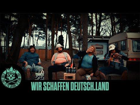 Frei.Wild - Wir schaffen Deutsch.Land (Offizielles Video)