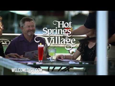 Discover Hot Springs Village