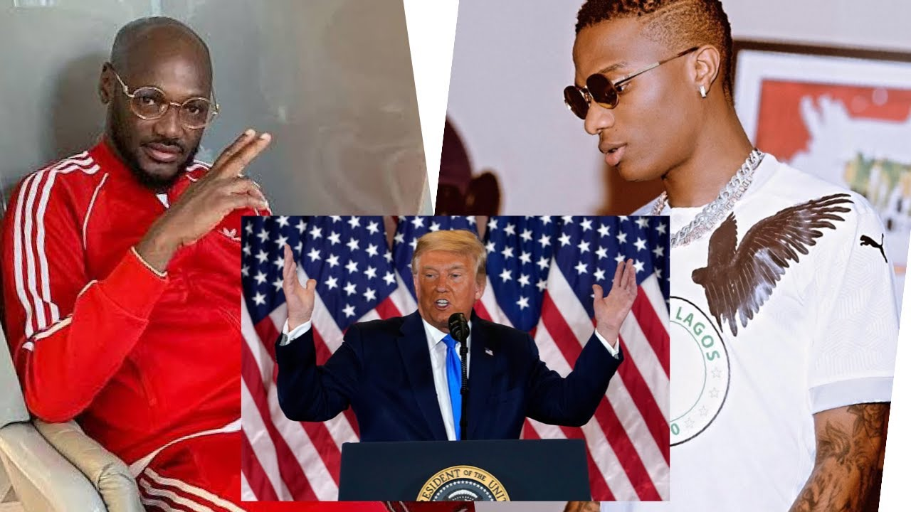 Christians Must Pray for Trump To Win | Wizkid & 2face Idibia Are Enemy To