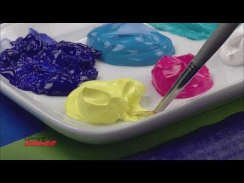 Art Attack – Peisaj 3D. Doar la Disney Junior!