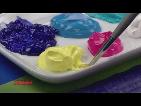 Art Attack – Peisaj 3D. Doar la Disney Junior! from YouTube · Duration:  6 minutes 58 seconds