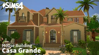 The Sims 4 House Building - Casa Grande