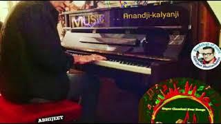 mera jeevan Kora Kagaz  Abhijeet Bhattacharya  Kishore Kumar ki yaadein  tribute song