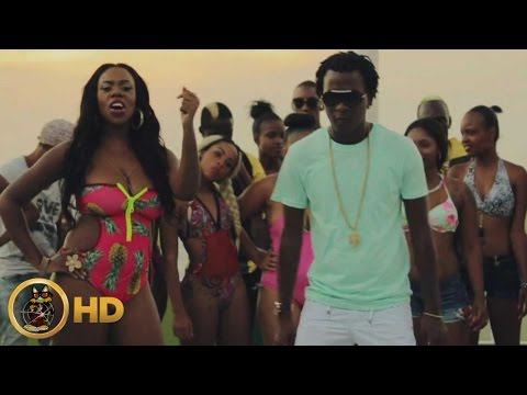 Charly Black Ft. Press Kay - Come Fi Di Backaz [Official Music Video HD]