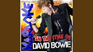 Lady Stardust (In the Style of David Bowie) (Karaoke Version)