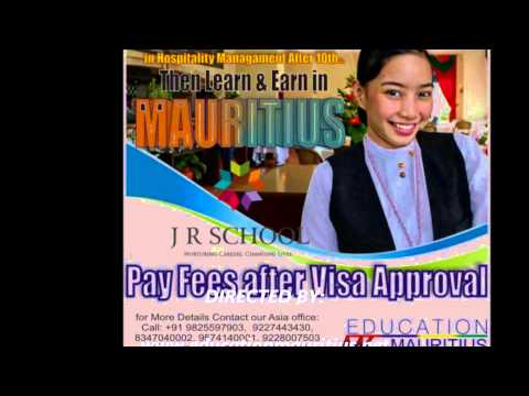 J R School Mauritius-- Asia Office Movie 1