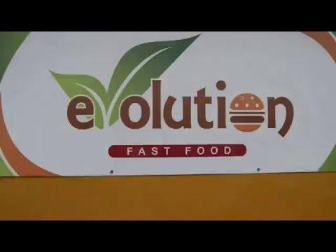 Bankers Hill, San Diego #4 - Evolution fast food (Vegan)