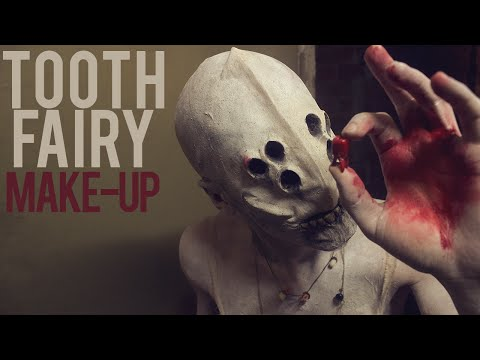 Tooth Fairy ~ Prosthetic Makeup
