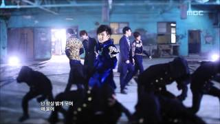 Gambar cover Boyfriend - Janus, 보이프렌드 - 야누스, Music Core 20121110