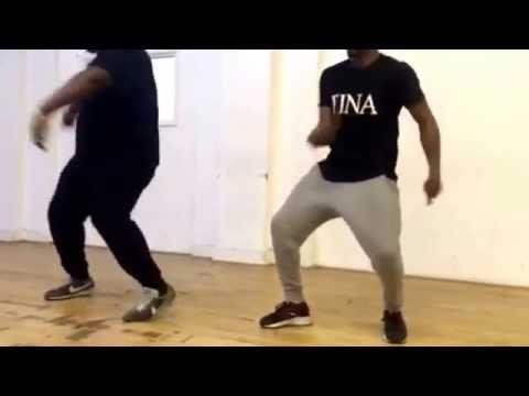 Fuse ODG - Ye Play | HomeBros Azonto Choreography