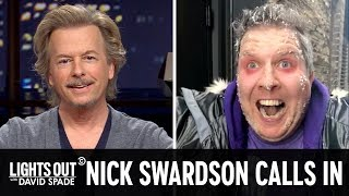 Nick Swardson Is Freezing in Minnesota - Lights Out with David Spade