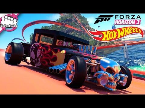 HOT WHEELS #2 - Angst vor dem Bone Shaker - Forza Horizon 3 Hot Wheels