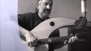 Julien Heurtebise 2014 voix/guitare-harpe